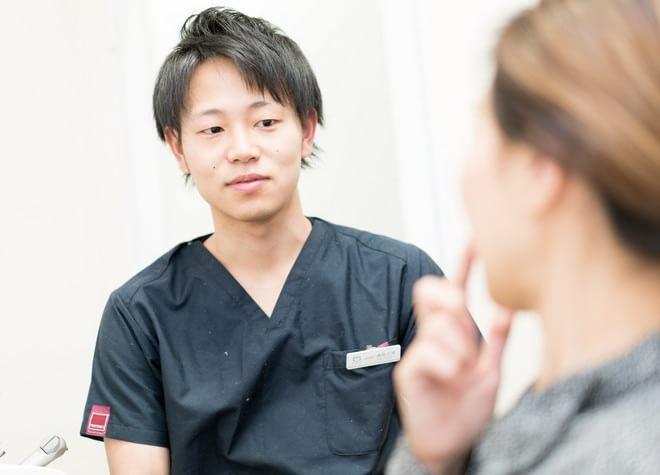名古屋駅 出口徒歩 3分 名駅アール歯科・矯正歯科のスタッフ写真3