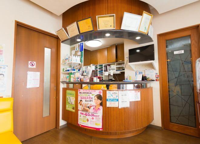 古島駅 出口車23分 へんとな歯科医院の院内写真5