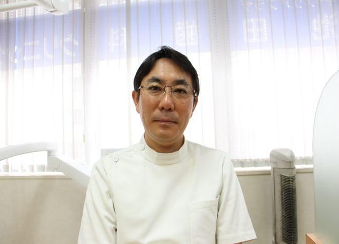 キャメリアプラザ池田歯科クリニックの院長先生
