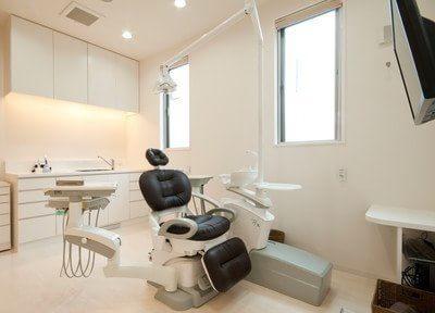 小杉駅(JR) 出口車 12分 はしもと歯科クリニックの院内写真3