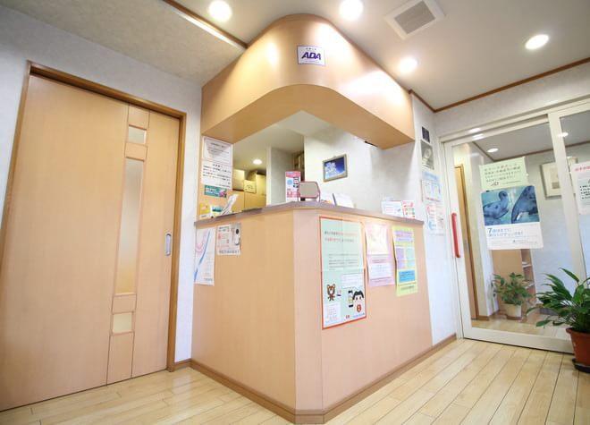 金山駅(愛知県) 1番出口 徒歩20分もしくは車 5分 しのだ歯科の院内写真3
