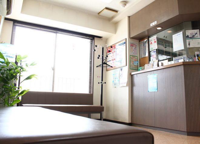 祖師ヶ谷大蔵駅 南口徒歩 1分 キヌタ歯科クリニックの院内写真2
