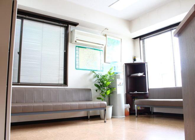 祖師ヶ谷大蔵駅 南口徒歩 1分 キヌタ歯科クリニックの院内写真3