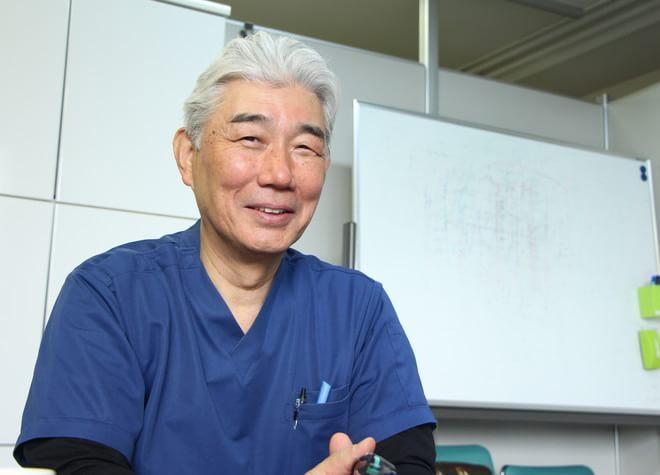 立山歯科クリニックの院長先生