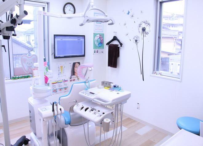 鳩ヶ谷駅 出口車5分 チワワ歯科クリニックの院内写真6