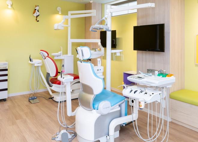 鳩ヶ谷駅 車5分 チワワ歯科クリニックの治療台写真2