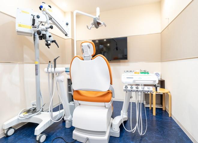 鳩ヶ谷駅 車5分 チワワ歯科クリニックの治療台写真3