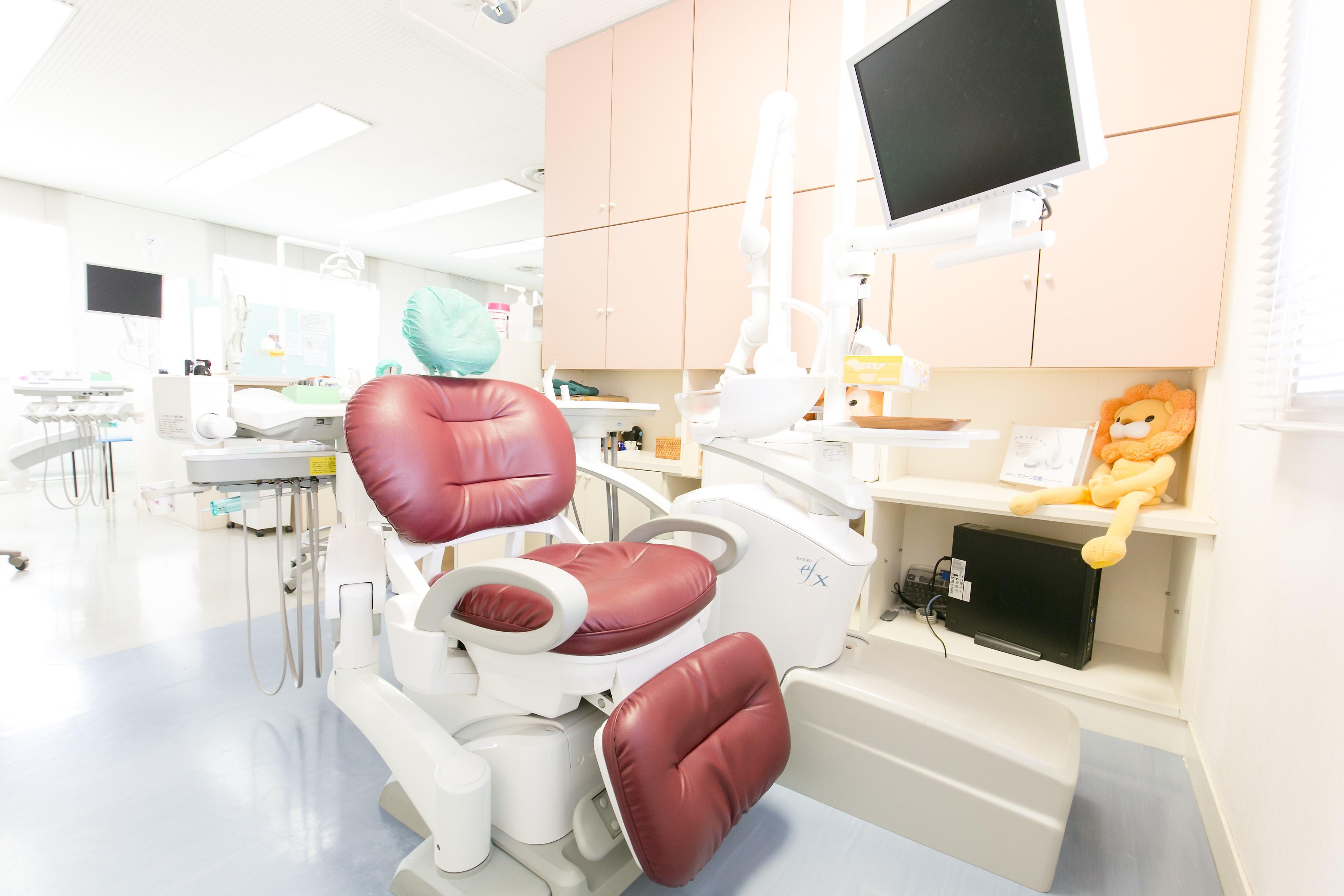 うおざと歯科の画像