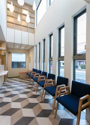野芥駅 出口徒歩 10分 こが歯科クリニックの院内写真2