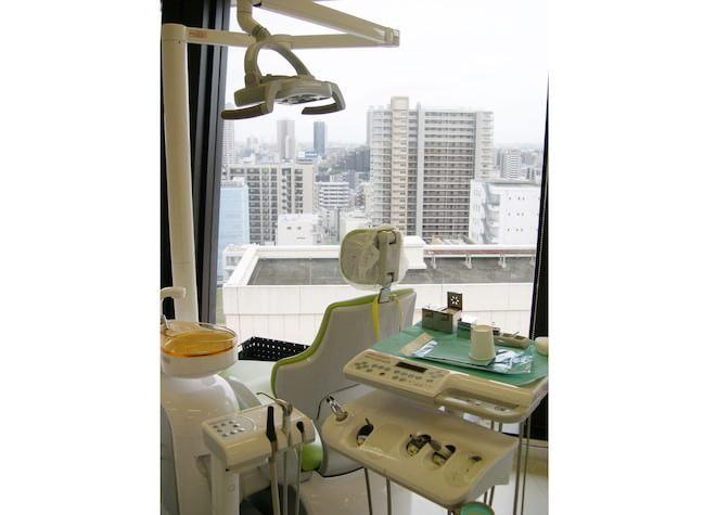 大宮駅(埼玉県) 西口徒歩3分 スマイルクリエイト歯科・矯正歯科写真6