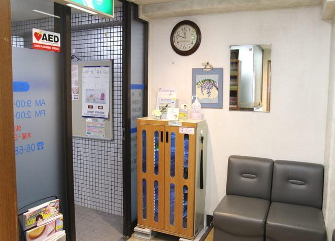 豊中駅 北改札口徒歩 3分 うおた歯科医院の院内写真2