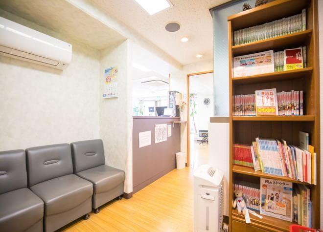 豊中駅 北改札口徒歩 3分 うおた歯科医院の院内写真3