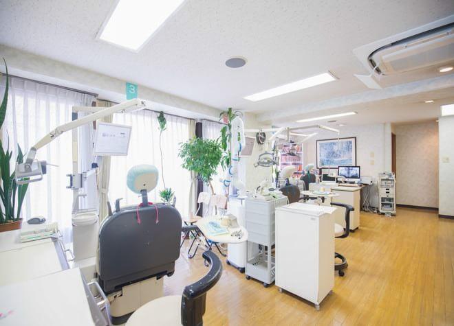 豊中駅 北改札口徒歩 3分 うおた歯科医院の院内写真5