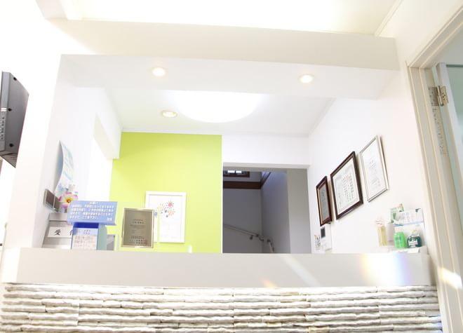交野市駅 1番出口徒歩5分 牛嶋歯科医院の院内写真4