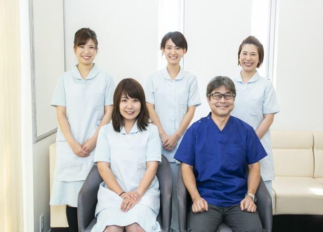 交野市駅 1番出口徒歩5分 牛嶋歯科医院のスタッフ写真2