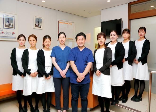 渋谷駅 西口徒歩 3分 松尾歯科医院 ベルルイール ホワイトニングサロン写真1