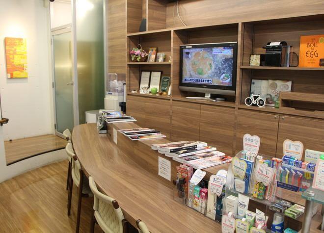 荻窪駅 南口b徒歩 1分 高田歯科クリニックの院内写真2