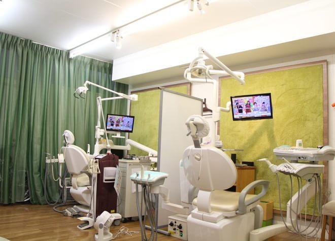荻窪駅 南口b徒歩 1分 高田歯科クリニックの治療台写真7