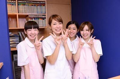 経堂駅 北口徒歩 15分 ホワイトプラザ歯科のスタッフ写真7