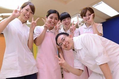 経堂駅 北口徒歩 15分 ホワイトプラザ歯科のスタッフ写真2