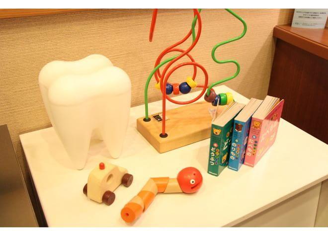 野江内代駅 1番出口徒歩 3分 下地歯科の院内写真4