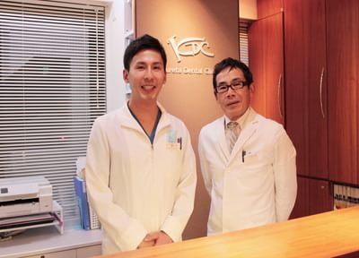 中目黒駅 徒歩13分 クレタ歯科医院のスタッフ写真2