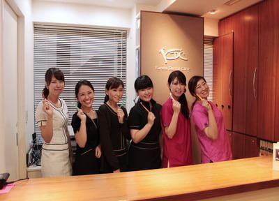 中目黒駅 徒歩13分 クレタ歯科医院のスタッフ写真3