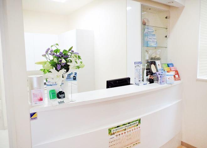 大街道駅 出口徒歩 8分 浪瀧歯科医院の院内写真2