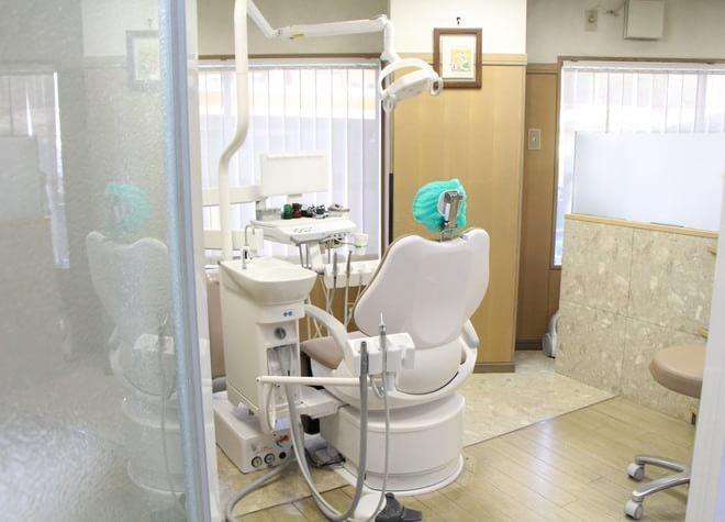 亀戸駅 北口徒歩 6分 斉藤歯科医院の治療台写真2