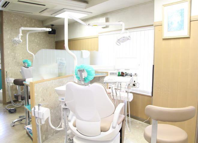亀戸駅 北口徒歩 6分 斉藤歯科医院の治療台写真3