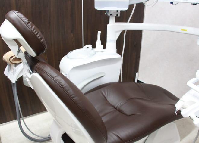 市ヶ谷駅 A3徒歩 2分 市ヶ谷コンシェル歯科クリニックの治療台写真3