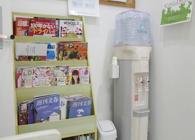 新鎌ヶ谷駅 出口徒歩 5分 たかだ歯科・口腔外科クリニックの院内写真5
