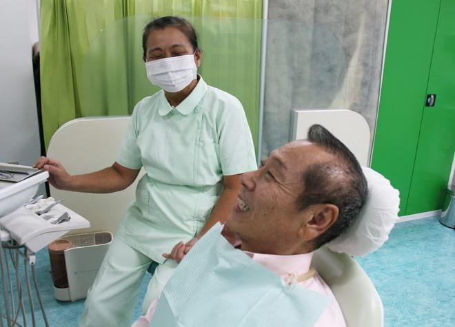 もりやま歯科の画像