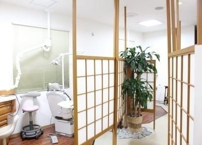 市立病院前駅 徒歩2分 はまさき歯科の院内写真7