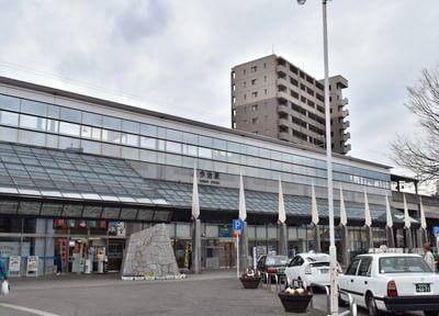 今治駅 出口徒歩 11分 井出歯科のアクセス写真3