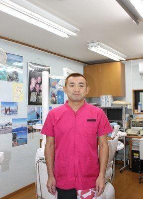 武蔵砂川駅 徒歩12分 田中歯科医院のスタッフ写真2