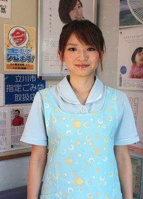 武蔵砂川駅 徒歩12分 田中歯科医院のスタッフ写真3