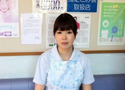 武蔵砂川駅 徒歩12分 田中歯科医院のスタッフ写真4