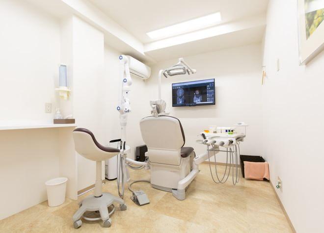 【本厚木駅 北口バス20分】 はすみ歯科クリニックの治療台写真4