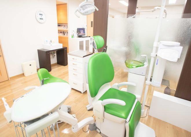 伏見桃山駅 出口徒歩 3分 伏見リーフ歯科クリニックの治療台写真5