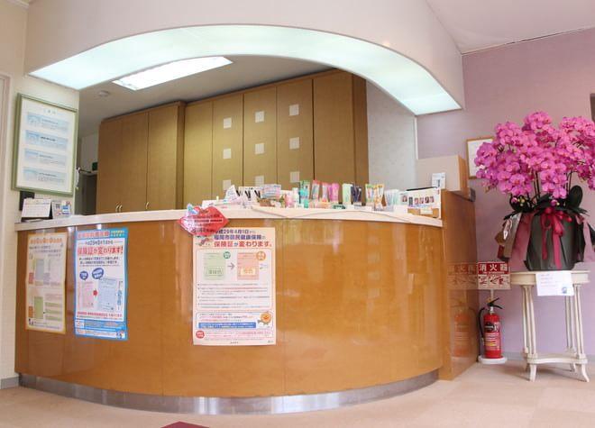 博多南駅 出口車10分 中村司・比路江歯科医院の院内写真1