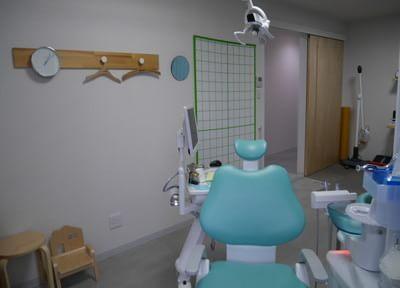 泉ヶ丘駅 出口バス8分 たの歯科の院内写真1
