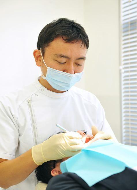 大久保駅(東京都) 北口徒歩 1分 新宿大久保歯科医院のスタッフ写真3