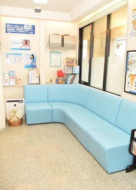 甲子園口駅 北口徒歩 11分 白石デンタルクリニックの院内写真5