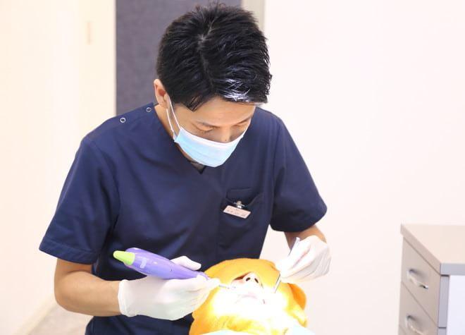 武蔵小金井駅 出入口2徒歩3分 クオーレ歯科クリニックのスタッフ写真2