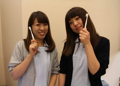 【品川駅 港南口徒歩5分】 安斎歯科のスタッフ写真2