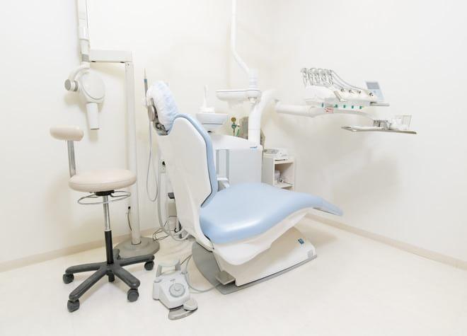 布施駅 出口徒歩 5分 窪田歯科の治療台写真3