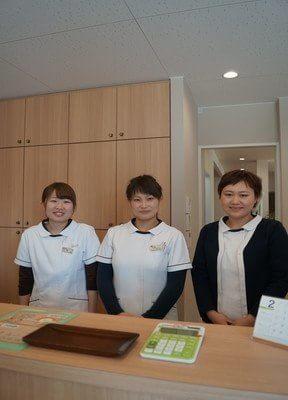 寝屋川市駅 出口徒歩 16分 ひなた歯科クリニックのスタッフ写真4