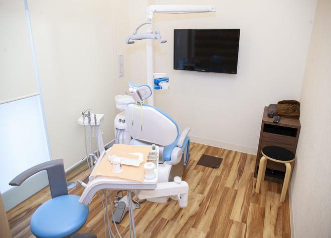 東海学園前駅 出口車10分 すけひろ歯科・kidsデンタルクリニックの治療台写真1