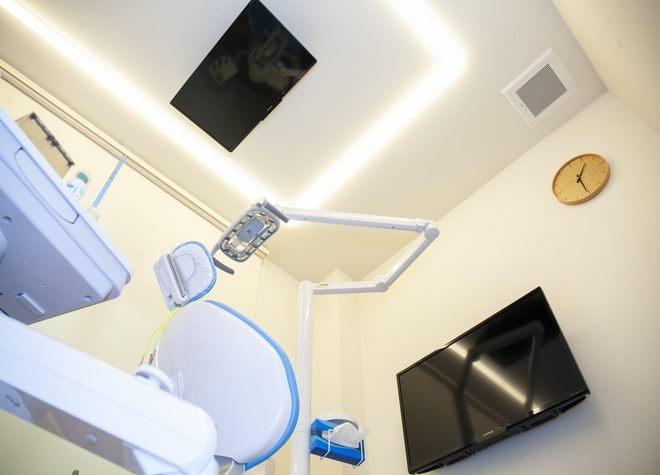 東海学園前駅 出口車10分 すけひろ歯科・kidsデンタルクリニックの治療台写真2